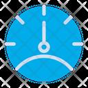 Odometer Meter Performance Icon