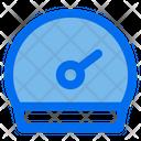 Speedometer Dashboard Odometer Icon