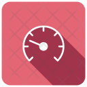 Speed Meter Gauge Icon
