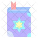 Spell Book Spell Mystical Icon