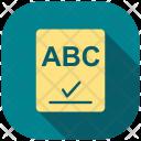 Spell Checker Success Icon
