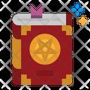 Spellbook Spell Spooky Icon