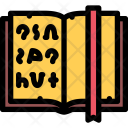 Spellbook Myth Legend Icon