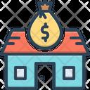 Spending Donate Contribute Icon
