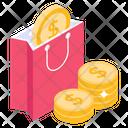 Shopping Spending Buying Icon