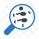 Sperm Search Lab Icon