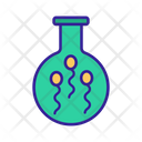 Sperm Artificial Cell Icon