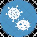Sperm Virus Sperm Fungus Icon