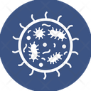 Sperm Fungus Germs Icon
