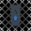 Sperm Lab Test Icon
