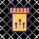 Sperm Ivf Fertility Icon
