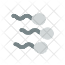 Spermatozoa Reproduction Semen Icon