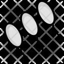 Sperms Fertile Procreation Icon