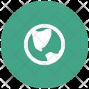 Sphere Shape Online Icon
