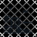 Line X Sphinx Icon