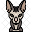 Sphinx Cat Cat Face Icon