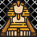 Sphinx Sphinx Pyramid Icon