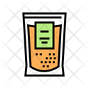 Spice Bag Color Icon