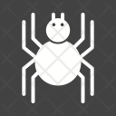 Spider Evil Halloween Icon