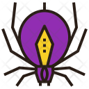 Spider Halloween Insect Icon