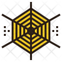 Spider Web Trap Icon