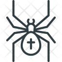 Spider Cross Scarry Icon