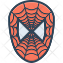 Spider Man Mask Icon