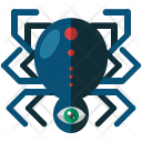 Spider Animal Icon