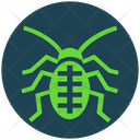 Halloween Spider Bug Icon