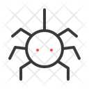 Spider Scary Insect Icon