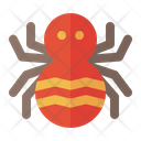 Spider Fear Insect Icon