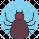 Spider Evil Halloween Icon