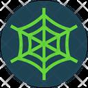Halloween Spider Bug Icon