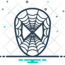 Spider Mask Icon