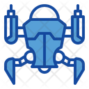 Spider Robot Icon