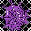 Spider Net Cobweb Insect Net Icon
