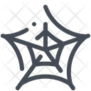 Spider Web Cobweb Insect Icon