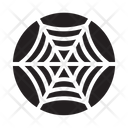 Spider Web Cobweb Scary Icon