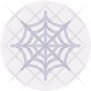 Spider Web Trap Cobweb Icon