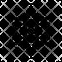 Spiderweb Trap Cobweb Icon