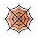Web Cobweb Spider Icon