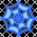 Spider Web Cobweb Halloween Web Icon