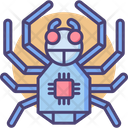 Spiderbot Robot Spider Icon