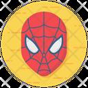 Spiderman Warrior Superhero Icon