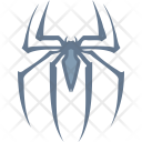Spiderman logo Icon