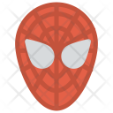 Spiderman Mask Icon