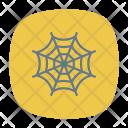 Spiderweb Cobweb Tarantula Icon