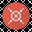 Spiderweb Cobweb Arachnid Icon