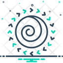 Spin Revolve Rotate Icon