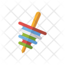 Spin Top Spinning Top Icon